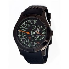 i.s JAPAN Thermometer Mens Watch $69.00