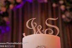 Cake in Sindhi Wedding in Miami Beach - by PhotosMadeEz - Fusion Wedding/Sindhi wedding with fellow vendors pavan events, Madras catering, Makeup artist sumaiyas, meher design in westin diplomat country club and the Westin Diplomat - destination wedding by PhotosMadeEz. Featured in Maharani Weddings