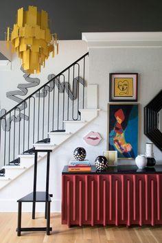 diy with wood dowles Interior Design Minimalist, Home Interior Design, Interior Decorating, Interior Modern, Midcentury Modern, Interior Ideas, Art Furniture, Casa Pop, Design Scandinavian