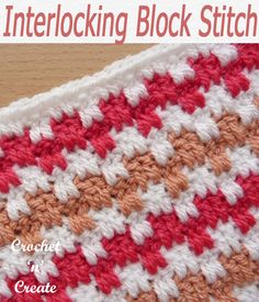 Crochet Stitches - Free Crochet Tutorials-Pictorials on Crochet 'n' Create Crochet stitches free tutorials and pictorials, new stitches and step by step instructions added weekly, come and take a look . Different Crochet Stitches, Crochet Stitches Free, Crochet Gratis, Knitting Stitches, Free Crochet, Crochet Baby, Knit Crochet, Knitting Stitch Patterns, Crochet Instructions
