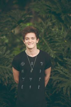 "thevampsfeels: "" Connor Ball by Dean Sherwood /2015/ """