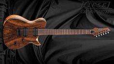 SCB6 Kiesel Guitars Carvin Guitars