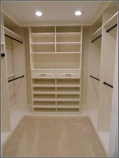 Build A Wooden Closet Organizer
