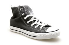 Baskets CONVERSE 15850 Antracite - Chaussures femme