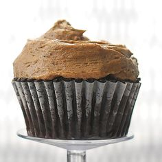 Gluten-Free Chile Chocolate Cupcakes