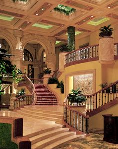 The Palace of the Lost City Hotel at the Sun City Resort