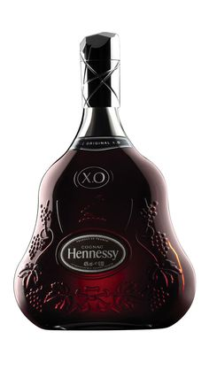 Hennessy XO.  Reminds me a little of a guitar but it's still rather attractive IMPDO.