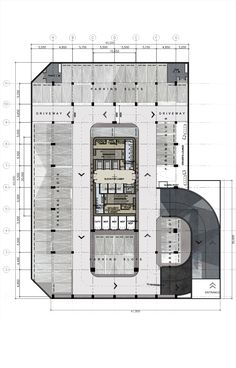 Corporate Office Planning And Design Pdf Basement Plan Design 8 Proposed Corporate Office Building High Rise Building Architectural Office Planning And Design Pdf Office Space Planning And Design For Office Building Plans, Building Design Plan, Office Building Architecture, Plans Architecture, Plan Design, Home Design, Building Layout, Design Desk, Office Buildings