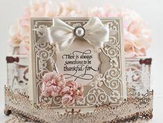 Amazing Paper Grace, beautiful card and saying