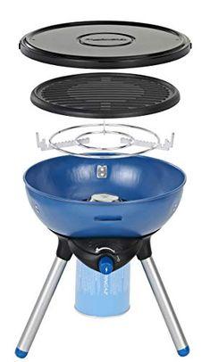 Campingaz - Gril/Plateau de cuisine - Party Grill 200 Camping Gaz, Portable Stove, Beach Bbq, Charcoal Grill, Wok, Home Goods, Grilling, Kitchen Appliances, Exterior