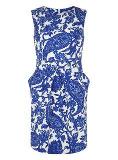 Darling Brigitte Fitted Dress DA15-109