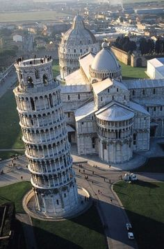 justcallmegrace: Leaning Tower Of Pisa by Getty Images on Getty Images