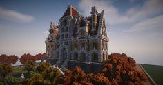 Baroque Concept Minecraft Project