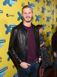 Alexander Ludwig at event of The Final Girls (2015)