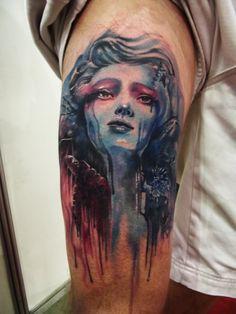 tattoo premiada na convenção de joinvilhe