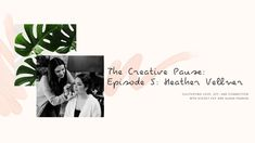 The Creative Pause is a video series hosted by Stacey Fay and Susan Padron. In a time of solitude and fear, we are cultivating joy, love and connection. Easy Makeup, Simple Makeup, Make You Feel, How Are You Feeling, How To Feel Beautiful, Makeup Collection, Feel Good, Meant To Be, Makeup Looks