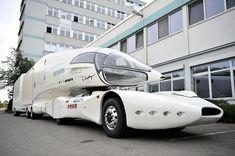 Concept Trucks by Luigi Colani Bentley Continental Gt, Porsche, Audi, Rolls Royce, Renault Talisman, Volkswagen, Toyota, Honda, Dacia Duster