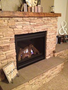 Fireplace DYI Project