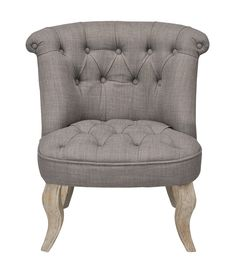 Fauteuil crapaud TOD