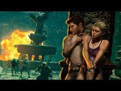 Uncharted El tesoro de Drake Pelicula Completa Español - YouTube