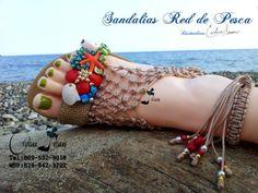 Sandalias Red de Pescar
