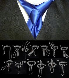 How to tie an Ediety/Merovingian Knot