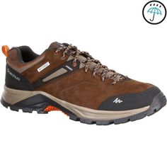 cdd368ad322 MH500 waterproof Men s mountain Hiking shoes brown Waterproof Shoes