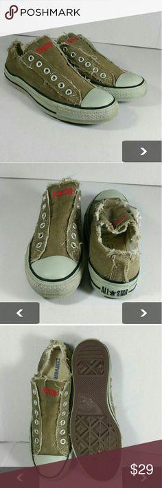 UNISEX CONVERSE WOMEN SZ 8.5 MEN SZ 6.5 VERY CLEAN INSIDE-OUT   SKE # MX converse  Shoes Sneakers