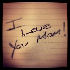 My mom! I Love You Mom, Mom And Dad, Happy Mother S Day, Great Words, Gifts For Mom, Posts, Wall, Quotes, People