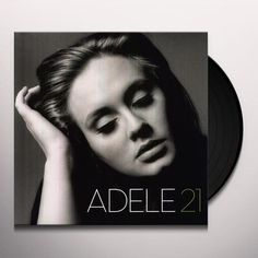 Adele 21 Vinyl Record | Download Included
