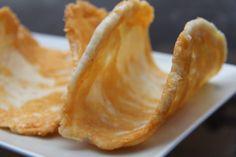 cheese taco shells