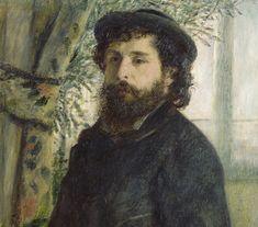 Portrait of Claude-Oscar Monet