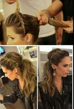do it yourself hairstyle