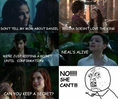 HA oh dear... the whole Daniel thing just makes me want to cry everytime though!!.... :( / Once Upon A Time memes