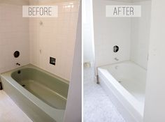 Our Inexpensive Tub Trick Pinterest Bath Tubs Lancing FC And Tubs - Bathroom tub makeover