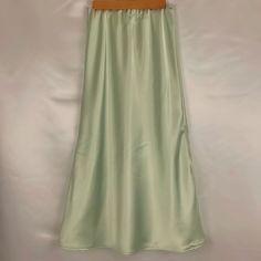 Chloé Bias Satin Midi Skirt Digital Pattern // UK 6-16 US   Etsy Cool Fabric, Silk Fabric, Youtube Sewing, Satin Midi Skirt, Dress Tutorials, Print Layout, Polka Dot Print, Pdf Sewing Patterns