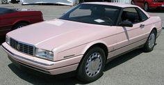 Mary Kay Pink Cadillac Allante