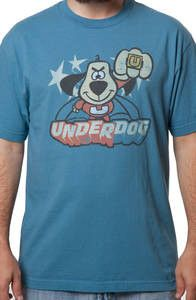 Flying UnderDog T-Shirt