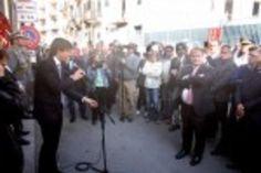 #Sicilia: #Mafia Palermo ricorda La Torre e Di Salvo  FOTO da  (link: http://ift.tt/23ggYIg )