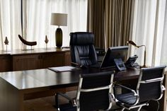 Mauritius, St. Regis Villa Mauritius, Villa, Conference Room, Table, Furniture, Home Decor, Luxury, Vacations, Meeting Rooms