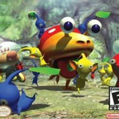 Cute Gamecube game! Like Lemmings on shrooms. You know it?