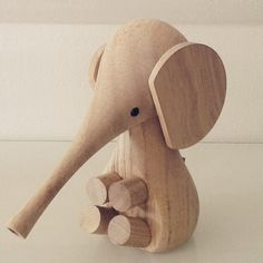 Elefant från Lucie Kaas Gunnar Flørning collection