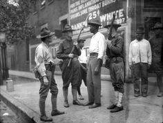 The Red Summer refers to the race riots that occurred in more than three dozen cities in the United States during the summer and early autumn of 1919. In most instances, whites attacked African Americans.