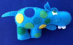 Hippo plush baby rattle by Ecotrinkets - Amy Monthei, My Etsy shop is: https://www.etsy.com/shop/Ecotrinkets?ref=search_shop_redirect