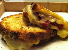 Gouda muenster pastrami cumin seed $9.25 | Yelp Lunch To Go, Gouda, Cheesesteak, French Toast, Seeds, Cooking, Breakfast, Ethnic Recipes, Cuisine