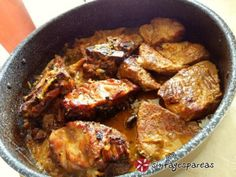 Low Sodium Recipes, Greek Cooking, Meat Lovers, Greek Recipes, Chicken Wings, Brunch, Pork, Food And Drink, Cooking Recipes