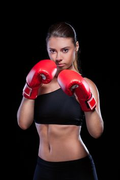 Mix boxing drill with Tabata and you get this 30 minute workout that will sculpt your arms, shoulders, and core.