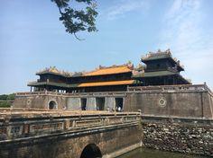 Princes Palace, Hue, Vietnam