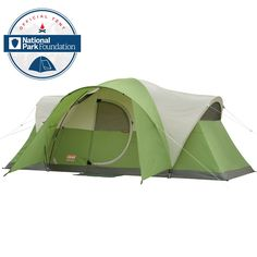 Amazon: Coleman Montana 8-Person Tent  for $87.99 (Reg: $113.59) (As of 6/23/2018 10 PM CDT) Luxury Camping Tents, Camping Resort, Best Tents For Camping, Camping Places, Tent Camping, Outdoor Camping, Camping Forum, Camping Tips, Used Camping Gear