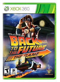 Back to the Future The Game  30th Anniversary  Xbox 360 * Check out the image by visiting the link. Note:It is Affiliate Link to Amazon.
